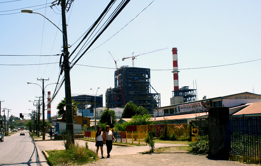 Termoeléctrica Bocamina II