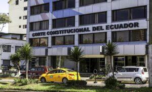 La Corte Constitucional de Ecuador