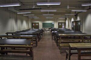 Un colegio público en Argentina. - ROBERTO ALMEIDA AVELED / ZUMA PRESS/ CONTACTOPHOTO