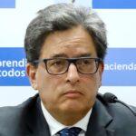 El ministro de Hacienda de Colombia renuncia en medio del paro por la reforma fiscal