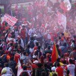 Imagen de archivo de las manifestaciones en Colombia. - Daniel Garzon Herazo/ZUMA Wire/d / DPA - Archivo