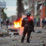 Colombia cumple una semana al rojo vivo