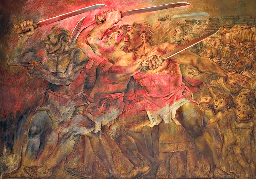 Guerra de Castas