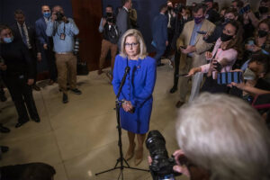 La representante republicana por Wyoming, Liz Cheney - ROD LAMKEY - CNP / ZUMA PRESS / CONTACTOPHOTO