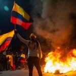 El Comité del Paro Nacional rechaza el decreto del Gobierno que criminaliza los bloqueos durante las protestas