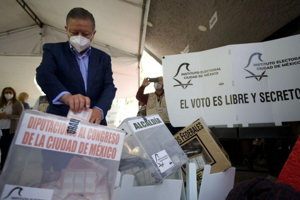 Elecciones en México - AGENCIA EL UNIVERSAL/GERMÁN ESPINOSA/RDB