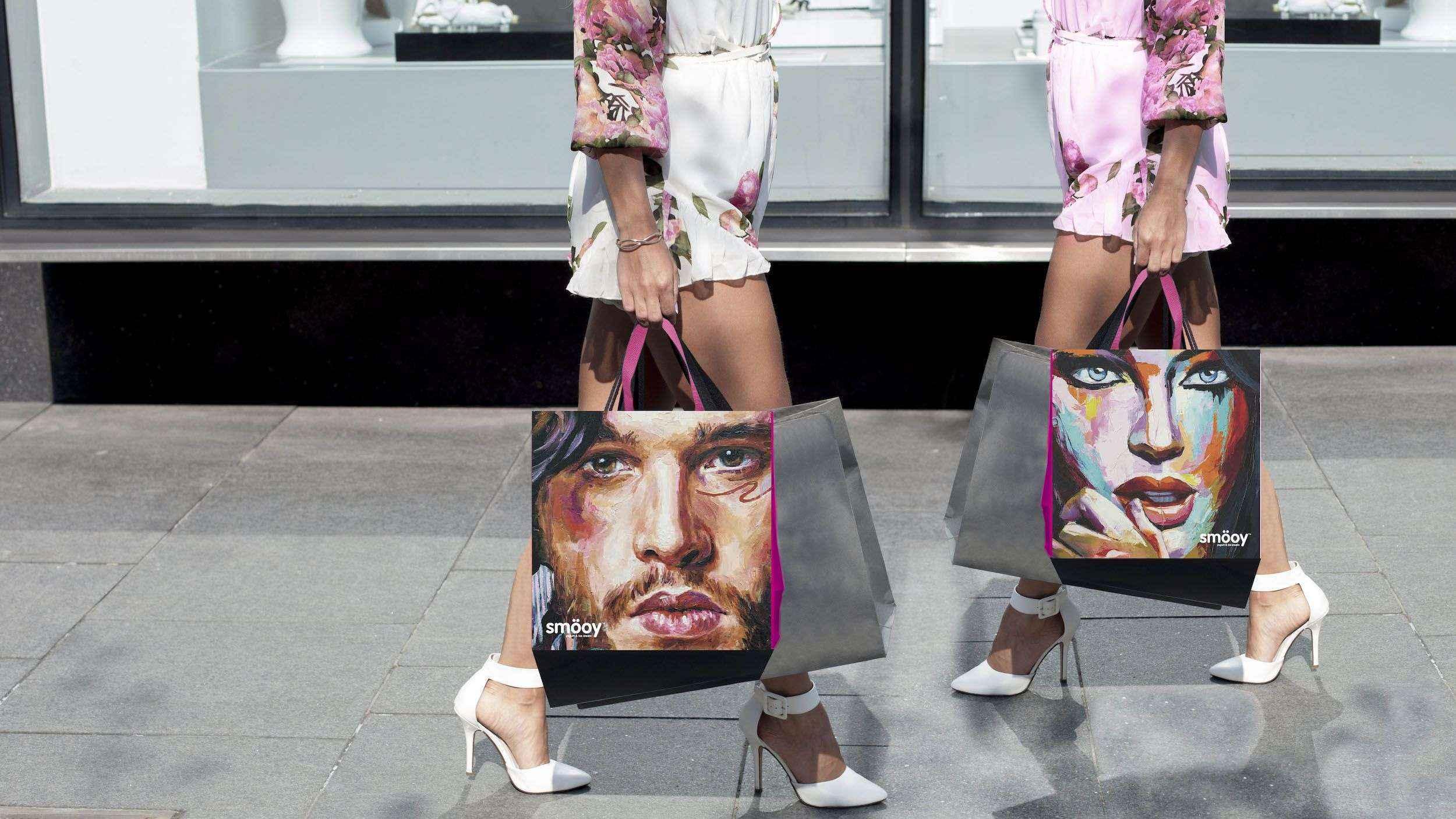 Smöoy lanza la bolsa exclusiva Arte, reutilizable y destinada al take away y delivery