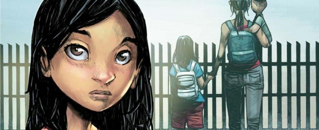 Imagen del cómic 'Ana' - SAVE THE CHILDREN