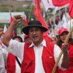 La Fiscalía de Perú abre una investigación preliminar al fundador del partido de Castillo