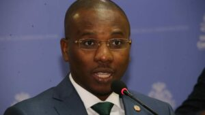 El primer ministro interino de Haití, Claude Joseph