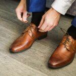 El dedicado proceso de la confección artesanal de zapatos, por el fabricante Ortiz & Reed