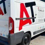 La rotulación de vehículos es básica para dar a conocer una empresa: Deimprenta
