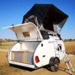 Mini Caravanas: ¿Cómo utilizar y dónde encontrar la mini caravana Caretta familiar?