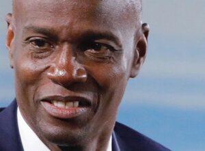 Imagen de archivo del presidente haitiano Jovenel Moise - PIGNATELLI/EUC / ZUMA PRESS / CONTACTOPHOTO
