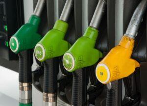 Estación de servicio de etanol