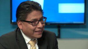 El ministro de Justicia y Transparencia Institucional de Bolivia, Iván Lima Magne