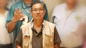 El periodista Jacinto Romero Flores