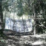 La Policía argentina desaloja un territorio supuestamente recuperado por el pueblo mapuche en el sur del país