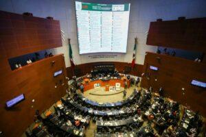 Archivo - Imagen de archivo del Senado de México. - EL UNIVERSAL / ZUMA PRESS / CONTACTOPHOTO