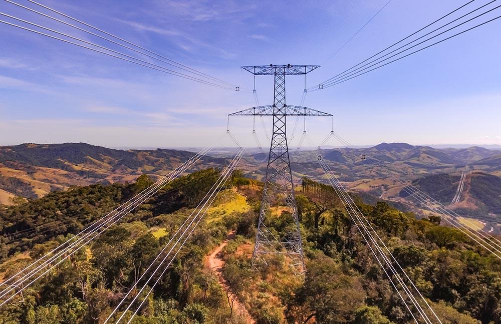 Sistema de transmisión eléctrica de Elecnor. - ELECNOR