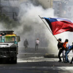Estallido social en Chile - Pablo Ovalle Isasmendi/Agencia U / DPA