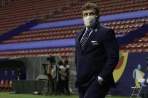 El presidente de la CONMEBOL, Alejandro Martínez - Leco Viana/TheNEWS2 via ZUMA Wir / DPA