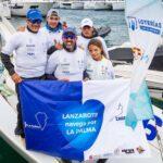 Lanzarote se proclama campeón en la Liga Española de Vela